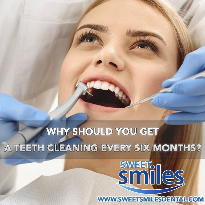 Why Should you check yout teeth ever 6 months